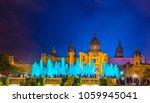 barcelona  spain  october 26... | Shutterstock . vector #1059945041