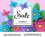summer or spring   season ...   Shutterstock .eps vector #1059990401