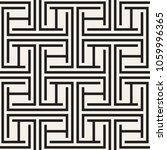 vector seamless pattern. modern ... | Shutterstock .eps vector #1059996365