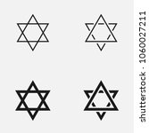 Set Of Various Star Of David...