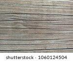 wood brown grain texture  dark...   Shutterstock . vector #1060124504