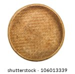 bamboo container | Shutterstock . vector #106013339