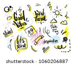 typography with slogan for t... | Shutterstock .eps vector #1060206887