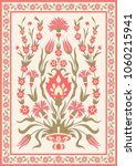 traditional eastern floral...   Shutterstock .eps vector #1060215941