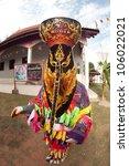 Loei  Thailand June 23  Ghost...