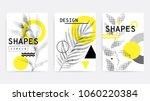 universal trend poster... | Shutterstock .eps vector #1060220384