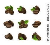 realistic 3d coffee various...   Shutterstock .eps vector #1060237139