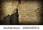 cracked wood board bckground | Shutterstock . vector #1060240511