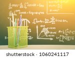 back to school concept  ...   Shutterstock . vector #1060241117