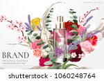 romantic essence ads ... | Shutterstock .eps vector #1060248764
