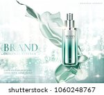 cosmetic essence ads  exquisite ... | Shutterstock .eps vector #1060248767