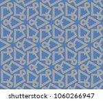 hipster background. geometric... | Shutterstock .eps vector #1060266947