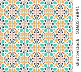 vector seamless pattern  based...   Shutterstock .eps vector #1060276841