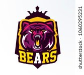 colorful logo  badge  sticker ... | Shutterstock .eps vector #1060295231