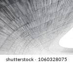 architecture details wall curve ... | Shutterstock . vector #1060328075
