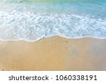 sea waves  natural attractions.   Shutterstock . vector #1060338191