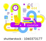 Vector Color Illustration Of...