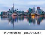 toronto  canada   circa... | Shutterstock . vector #1060393364