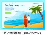 vector bright banner template... | Shutterstock .eps vector #1060409471