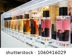 toilet perfume different smells ... | Shutterstock . vector #1060416029
