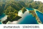 coron  palawan  philippines ...   Shutterstock . vector #1060431881