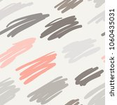 pastel colored messy random... | Shutterstock .eps vector #1060435031