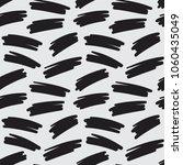 messy random zigzag lines and... | Shutterstock .eps vector #1060435049
