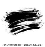 black vector grunge background | Shutterstock .eps vector #1060452191