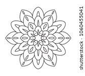 Abstract Mandalas Vector Easy...