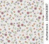 simple cute pattern in small...   Shutterstock .eps vector #1060463087