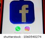mumbai  india   april 3  2018 ... | Shutterstock . vector #1060540274