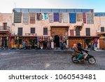 marrakech morocco   january...   Shutterstock . vector #1060543481