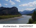 border between switzerland and... | Shutterstock . vector #1060559507