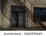 Abandoned Factories In Small...