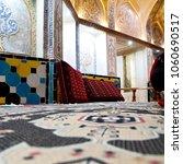 blur in iran  kashan   islamic... | Shutterstock . vector #1060690517