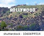 hollywood california   march 25 ... | Shutterstock . vector #1060699514