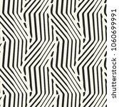 abstract monochrome broken... | Shutterstock .eps vector #1060699991