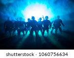 war concept. military... | Shutterstock . vector #1060756634