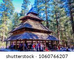 manali  himachal pradesh  ... | Shutterstock . vector #1060766207