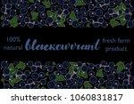 vector illustration of black... | Shutterstock .eps vector #1060831817