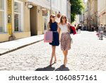 sale  consumerism and people... | Shutterstock . vector #1060857161