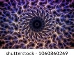 Symmetrical Kaleidoscopic...