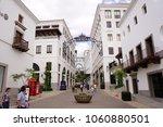 guatemala  guatemala  centro... | Shutterstock . vector #1060880501