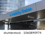 dresden  germany   april 2 2018 ... | Shutterstock . vector #1060890974