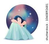 vector illustration of... | Shutterstock .eps vector #1060892681