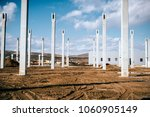 installation and assembly of... | Shutterstock . vector #1060905149
