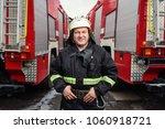 Fireman  Firefighter  In Actio...