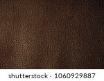 pu leather brown texture | Shutterstock . vector #1060929887