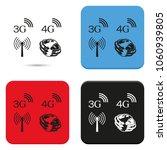 3g  4g symbols. mobile... | Shutterstock .eps vector #1060939805