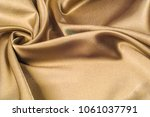 fabric made of silk fabric...   Shutterstock . vector #1061037791